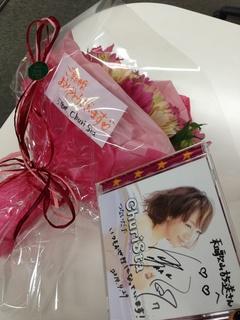 お花とCD.jpg