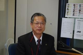 神出政巳海南市長.JPG