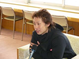 中野彰人選手