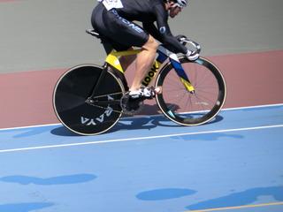 4連覇中の中川誠一郎(熊本)は10秒654