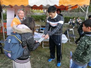 ユイさんは小5〜6年の部優勝でした
