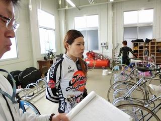 連勝の石井選手「今日のレースは納得」