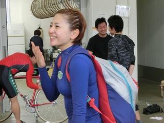 3着で決勝進出を決めた戸田選手「何とか届きました」