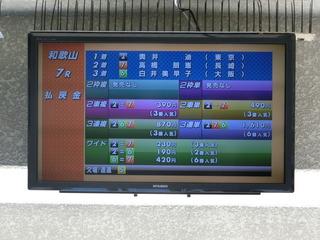 奥井が2連勝で、こちらも平穏な結果に
