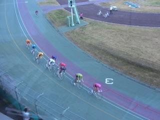 3日目10R ジャン3コーナーの攻防