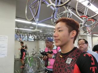 太田選手「ワンツー決められたのが大きい」