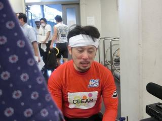 和田選手「アイツ(近藤)が全部勝負してくれた」