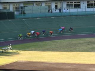 最終日12R「決勝戦」 最終3コーナー過ぎの攻防