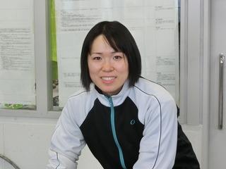 村田奈穂選手