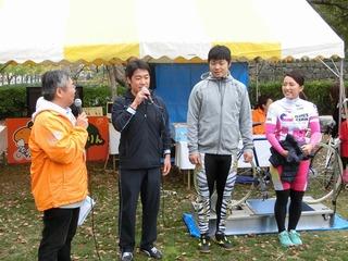 今回のゲストは千原・小林・白井の3選手
