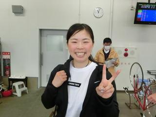 山本知佳選手