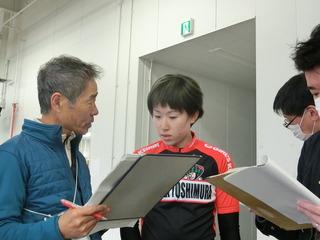 吉村早耶香選手