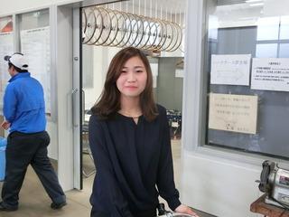 島田優里選手