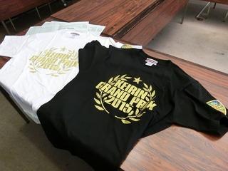 京王閣GP開催記念Tシャツ(Lサイズ)