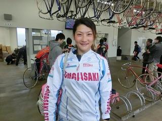 金田選手「落車の痛さとインフルで練習が…」