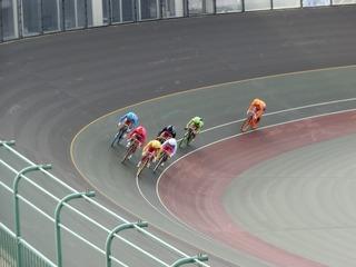 最終日5R 最終4コーナーの攻防