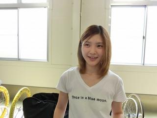 山本レナ選手