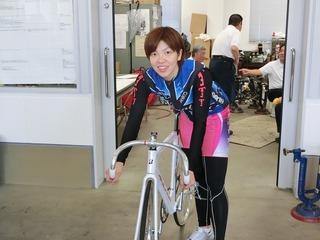 中川諒子選手