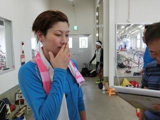 金田選手「もうちょっと頑張って、画面に載るようにしたい」