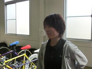 椿本浩子選手