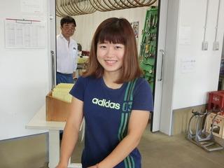 大谷杏奈選手