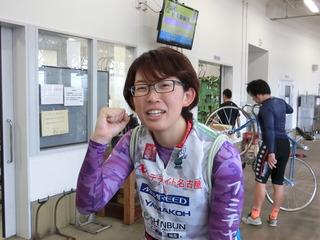 佐々木恵理選手