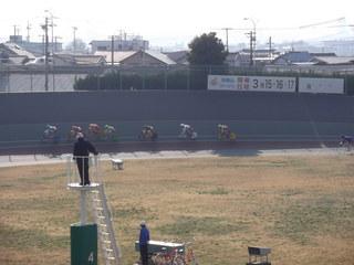 最終日11R「ガールズ決勝」 ジャン3コーナーの攻防