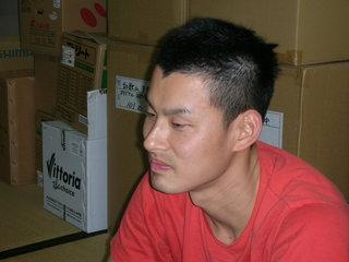 石田選手�B