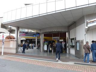 名古屋競輪場北入場門