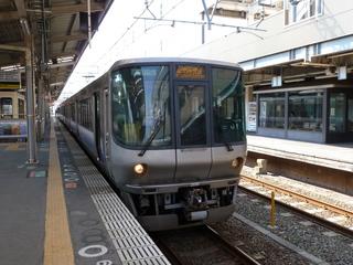 JR西日本 223形0番台
