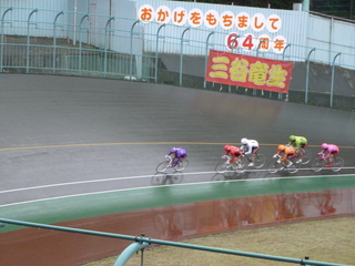 最終日6R 最終3コーナーの攻防