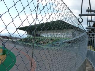 松阪競輪場メインスタンド