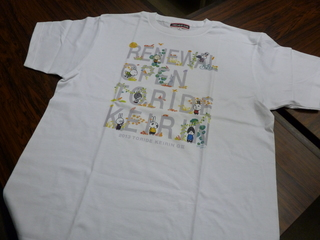 取手競輪Tシャツ
