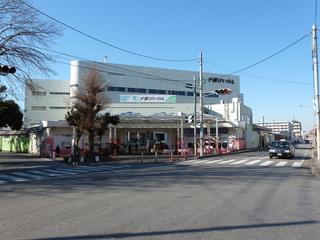 千葉競輪場一般入場門