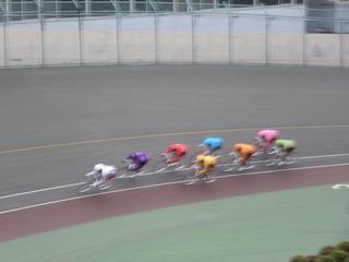 11R「S級決勝」 最終3コーナーの攻防