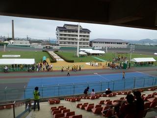 和歌山競輪場はいつもと違う雰囲気に