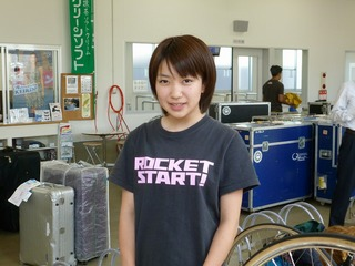 小川美咲選手