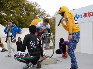 白井美早子選手のチャレンジ