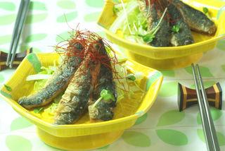 イワシと白菜の南蛮.jpg