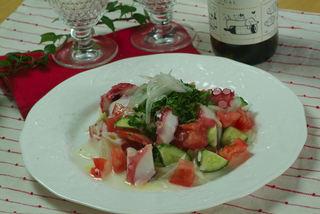 タコと夏野菜のサラダ.jpg