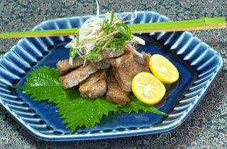 牛肉のゆずみそ焼き.jpg